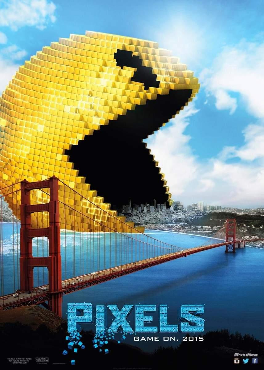 363219939eb Dica de filme para as férias  PIXELS com Adam Sandler