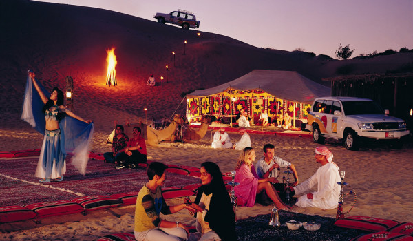 Dubai-BBQ-Dinner-Desert-Safari-Camp