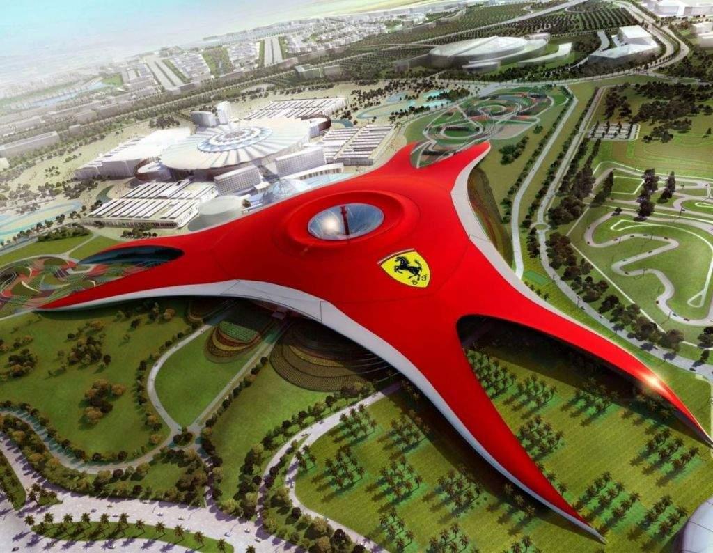 Ferrari-World-in-Abu-Dhabi