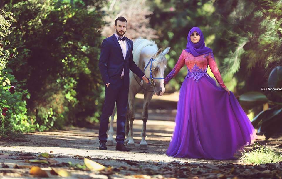 casal arabe