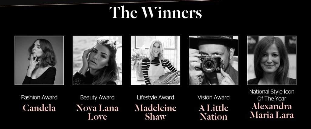 vencedores stylight award