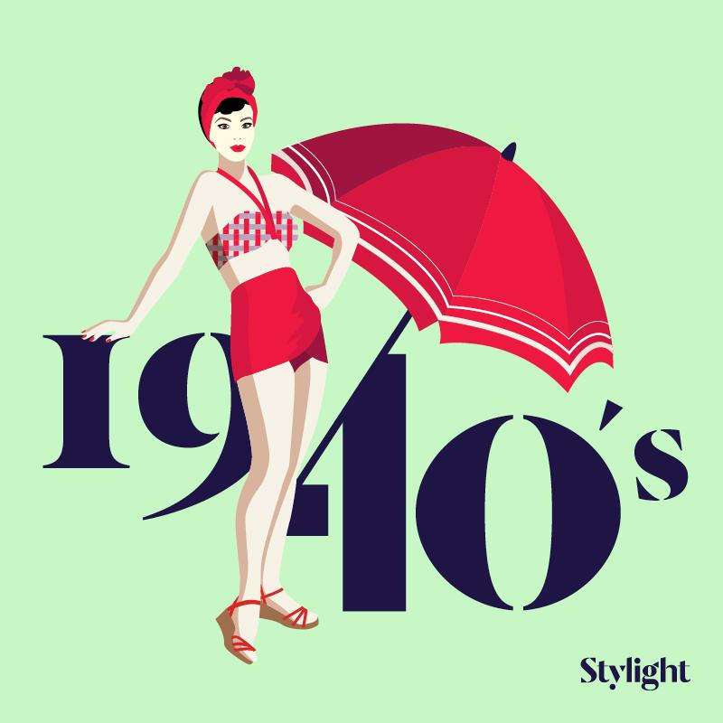 Stylight-A-evolução-do-biquini-década-de-40
