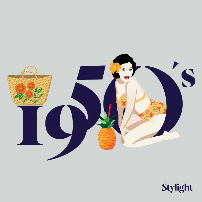 Stylight-A-evolução-do-biquini-década-de-50