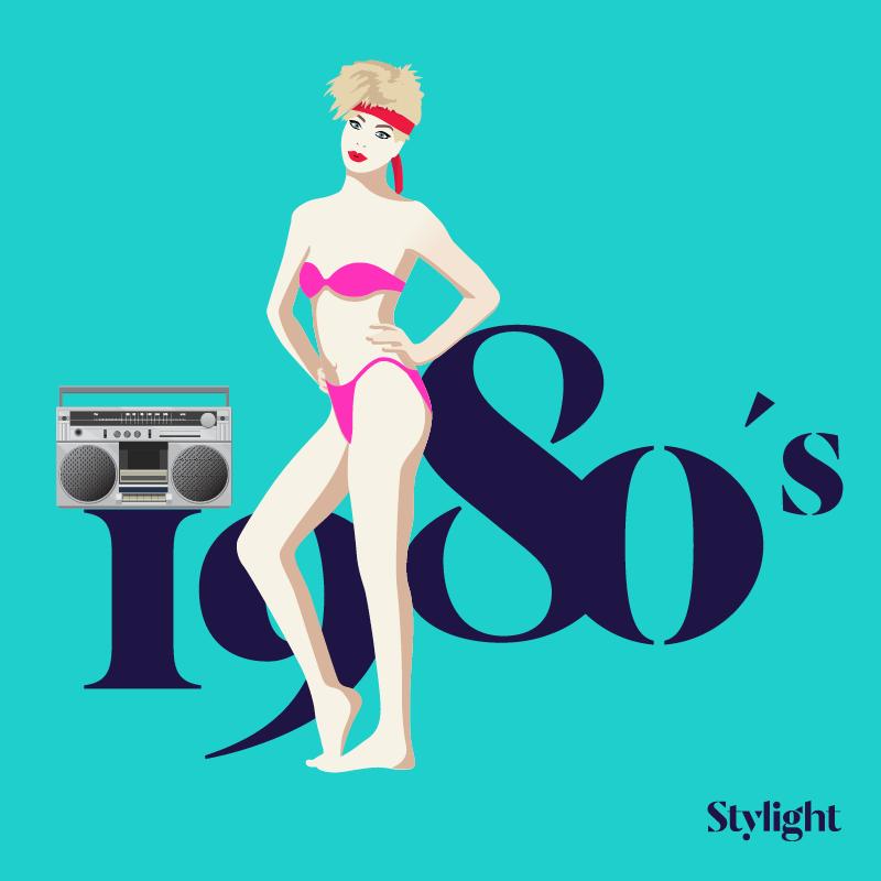 Stylight-A-evolução-do-biquini-década-de-80