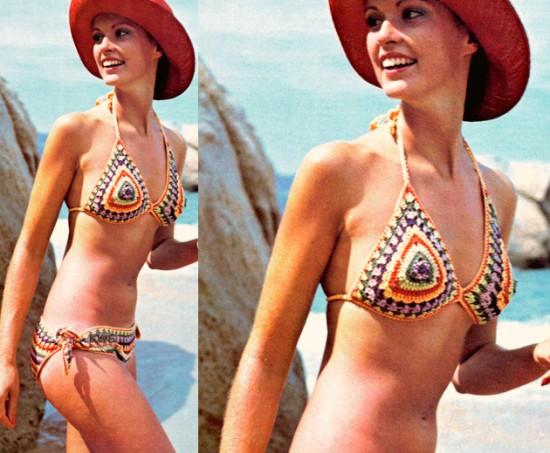 biquini anos 70