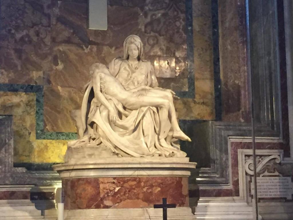 Pietá - de Michelangelo