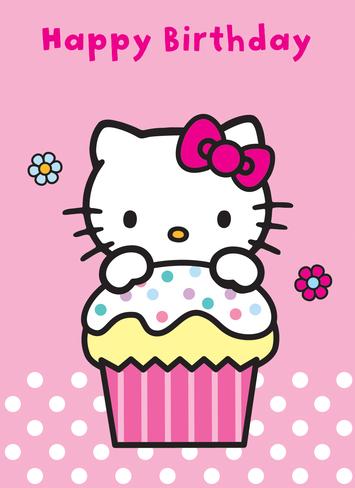 Happy birthday hello kitty snapchat cria filtro especial para a gatinha mais cute e fashion - Hello kitty birthday images ...