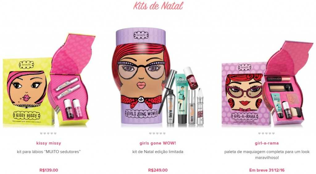 kits natal benefit