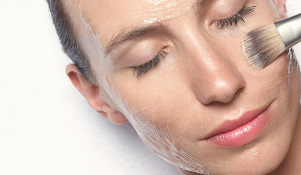 Facial-Peelings