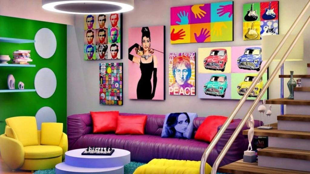 Dica-de-decoração-barata-e-bonita-para-leigos-móveis-coloridos-e-quadros-fb