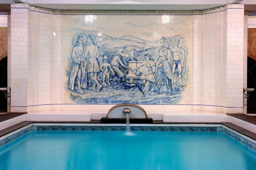 piscina emanatória