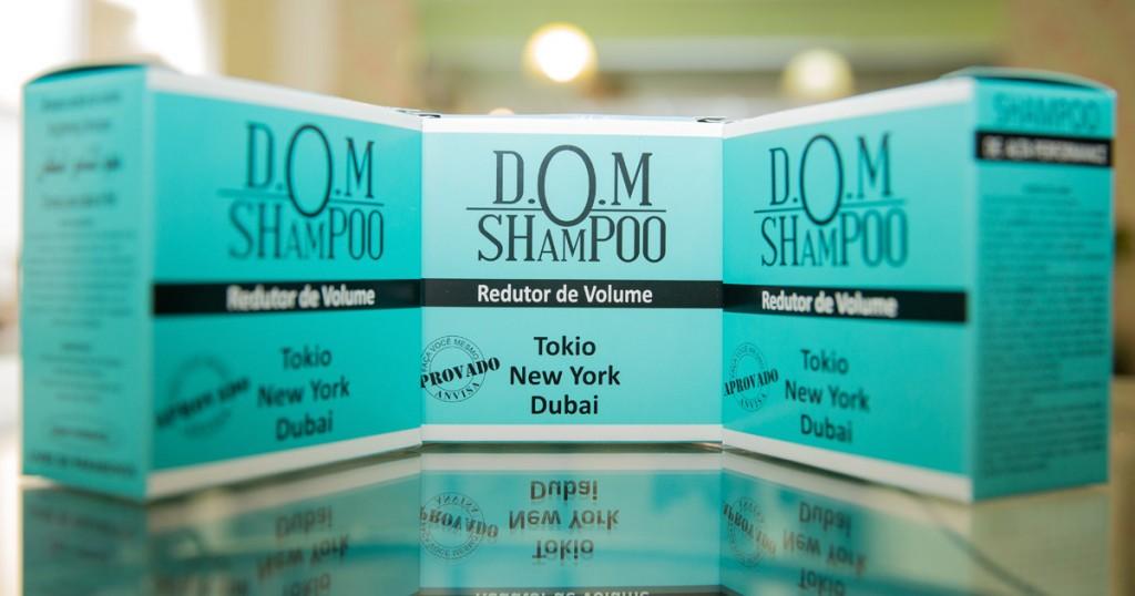 dom shampoo