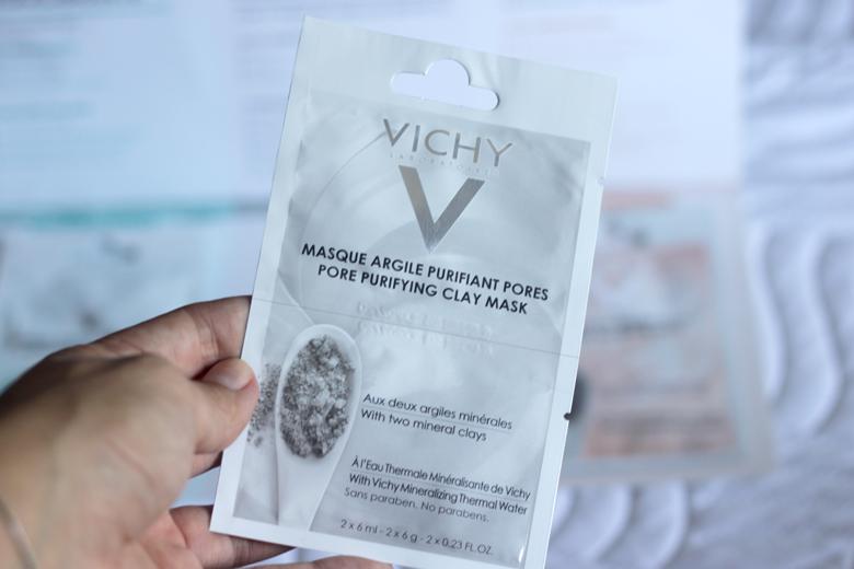 Máscara de Argila Branca Vichy