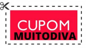 cupom MUITODIVA
